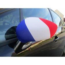 Drapeau rétroviseur FRANCE / LES 2 / Livraison gratuite