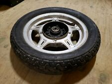 1979 Honda GL1000 GL 1000 Goldwing original Rear WHEEL hub tire rim drum shaft