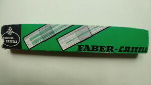 Faber Castell 57/87 Rietz Slide Rule in Case/Box with Instructions