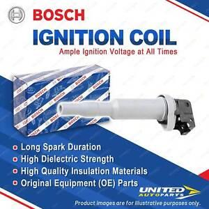 1 x Bosch Ignition Coil for BMW 520 523 525 530 535 X5 E60 E70 F07 F10 F11 F15