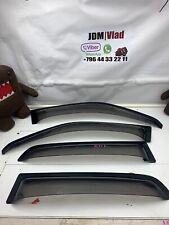 JDM Rare Original Honda CR-V RD1 RD2  Window Visors Rain Wind Set 1997-2001 OEM