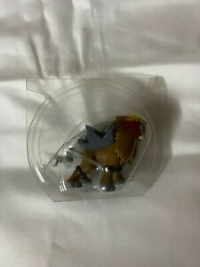 Entei figure authentic rare Pokemon HGSS 2010 Promo NEW IN BOX