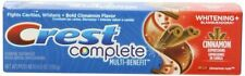 Crest Complete Multi-Benefit Whitening Expressions Cinnamon Rush Toothpaste 6 Oz