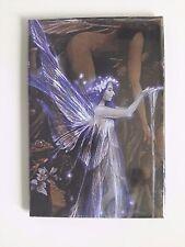 Ultra Rare Brian Froud Faerie Glowing Water Fairy Fridge Refrigerator Magnet