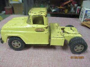 Vintage Tonka Semi Truck Cab USED