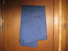 Cub Scout Trousers, Size 16, Waist 28, Inseam 26, has cargo pockets     A37