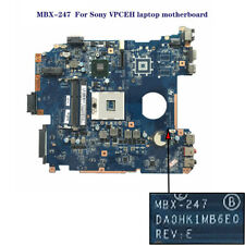 For Sony Vaio Vpc-Eh Vpc-Eh3 laptop motherboard Mbx-247 Da0Hk1Mb6E0 Intel Cpu