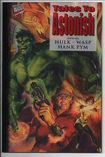 Marvel Comics Tales to Astonish v.3 #1 Acetate cover. Hulk, Wasp, Hank Pym. Mint