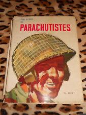 Pages de gloire des parachutistes - Valmont, 1959