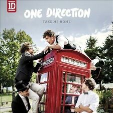 Take Me Home One Direction sealed CD Live While We're Young Little Things Kiss U