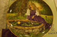 "Kaiser Germany by Gerda Neubacher plate 'The King Frog""[am2]"