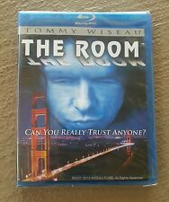 Brand New Official The Room Blu Ray Tommy Wiseau Rare Region Free