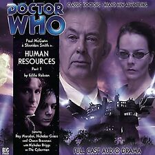 Paul McGann 8th DOCTOR WHO Series #1.7 HUMAN RESOURCES - Big Finish Part 1