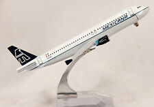 MEXICAN MEXICANA AIRLIN A320 DIECAST PLANE MODEL 1:400 16cm+STAND #19
