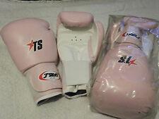 Ladies Pink Boxing Gloves 8oz T Sport Est 1975 Martial Arts