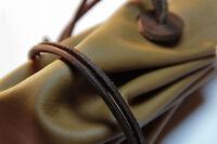 Lederbeutel aus Nappaleder - Mittelalter LARP Reenactment Geldbeutel Geldkatze