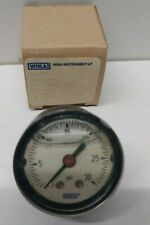 New Old Stock Wika 15 0 30 Psi 18 Npt Pressure Gauge 9738240 11313 15