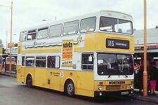 NORTHERN / TYNE AND WEAR TRANSPORT A641BCN 6x4 Quality Bus Photo