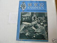 MSK5503 B DEMPSTER,M WOOD BSA FLASH,AMAL FACTORY,FN 1955,KR 175 MESSERSCHMITT