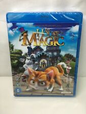 The House of Magic [ Bluray] Single Disc 3d. Blu Ray. Sealed.