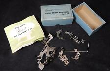 Vintage Early- to Mid-Century Greist Sewing Machine Attachments Special Set EUC