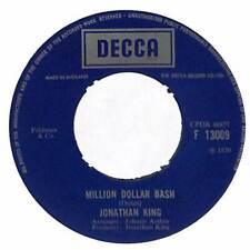 "Jonathan King - Million Dollar Bash - 7"" Record Single"