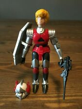 """Robotech Dana Sterling Action Figure 3.75 """" Inch Vintage Harmony Gold"""