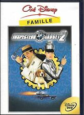 DVD ZONE 2--INSPECTEUR GADGET 2--ALEX ZAMM/BRODERICK
