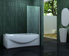 ESTA 75 x 160 cm Badewannen Duschwand Glas Duschabtrennung Dusche Duschwand