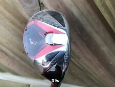 NEW NIKE COVERT VRS 5 IRON HYBRID GOLF CLUB KURO KAGE STIFF GRAPHITE SHAFT