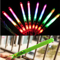 5X LED Glow Light Up Sticks Blinking Flashing Wand Concerts Party Prom Favors