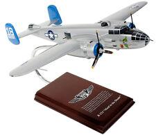 USAF B-25 Mitchell Maid in The Shade Desk Top Display Model 1/41 WW2 ES Airplane
