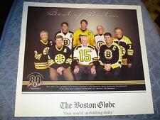 BOSTON BRUINS @ 80 Seasons--BEST OF Boston Bobby Orr