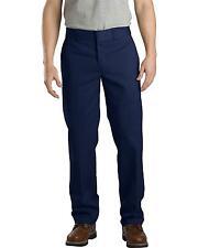 Dickies WP873 Men's Slim Straight Work Pants NAVY,