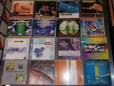 CD Sammlung Electro Electronic Clubsounds Techno House Dance Beat Funk Sampler