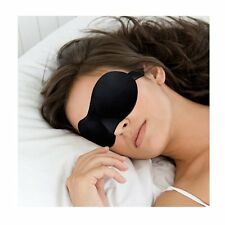 Sleep Mask Black  Pack Of Two Free Shipping