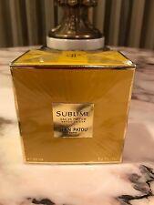 VINTAGE 1991  Sealed Jean Patou Paris  Sublime Eau De Parfum 1.7 Fl Oz