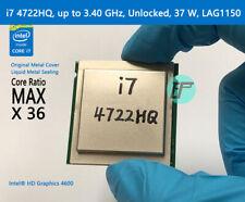 MAGIC REFORM Intel Mobile CPU i7 4722HQ, up to 3.40 GHz, Unlocked, 37 W, LGA1150