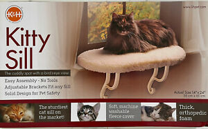 K&H Pet Products Kitty Sill Unheated
