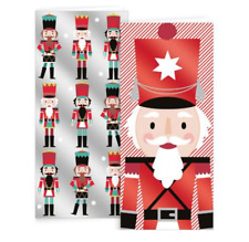 Nutcracker Christmas Cards Pack of 10 (2 assorted designs per pack)