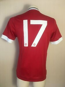 Manchester United 2015-16 Adizero Player Issue European ADIDAS JERSEY CHEVROLET