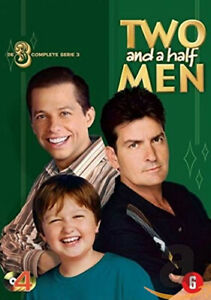 Two And A Half Men S.3 - DVD - Free Shipping. - New