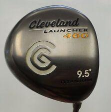 Used  Cleveland Launcher 460 9.5* Stiff Flex Shaft S  Flex Used Rh 51 each long