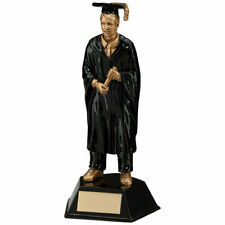 MALE GRADUATE AWARD TROPHY 170mm IN SIZE FREE ENGRAVING