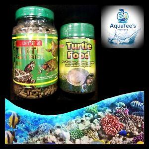 AquaTee's Turtle Feed Sticks Pallet Tortoise Aquarium Reptile Pond Pellets Food