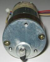 Buehler 18 VDC - 200 RPM - Gearhead Motor - Low Speed High Torque Motor - 5mm Sh