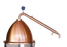 Still Spirits Copper Pot Still Alembic Dome Top & Copper Condenser