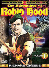 The Adventures of Robin Hood - Volume 1 (DVD)