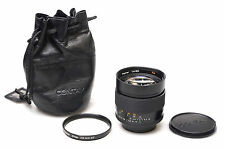Carl Zeiss Planar T* 85mm F/1.4 MM + L39 UV f. GERMANY f. CONTAX