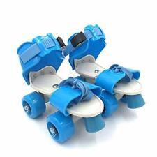 Wembley Pro Roller Skates for Kids Quad Roller Skates 4 Wheel Adjustable Skates